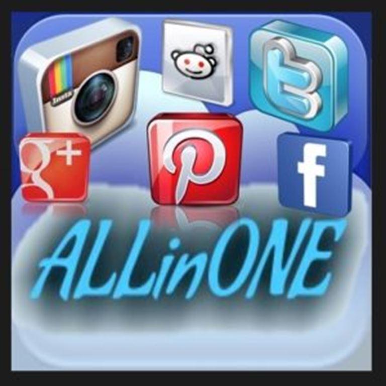 ALLinONE social bnk