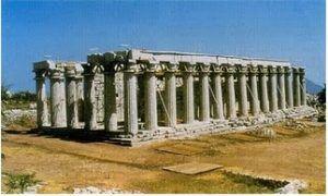 Ο ναός του Επικούρειου Απόλλωνα που περιστρέφεται..